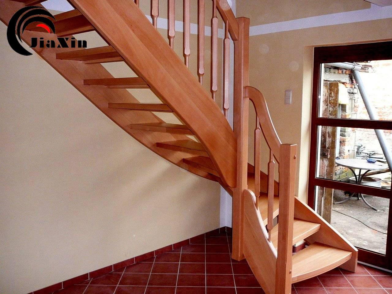 北京楼梯直销阁楼复式楼梯定制室内楼梯设计实木楼梯